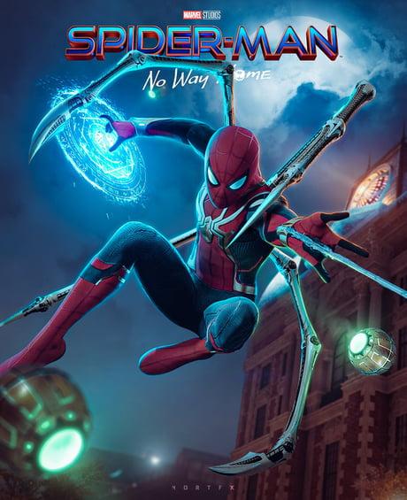 Matt Murdock เป็นทนายความของ Peter Parker ใน Spider-Man: No Way Home Fan Poster