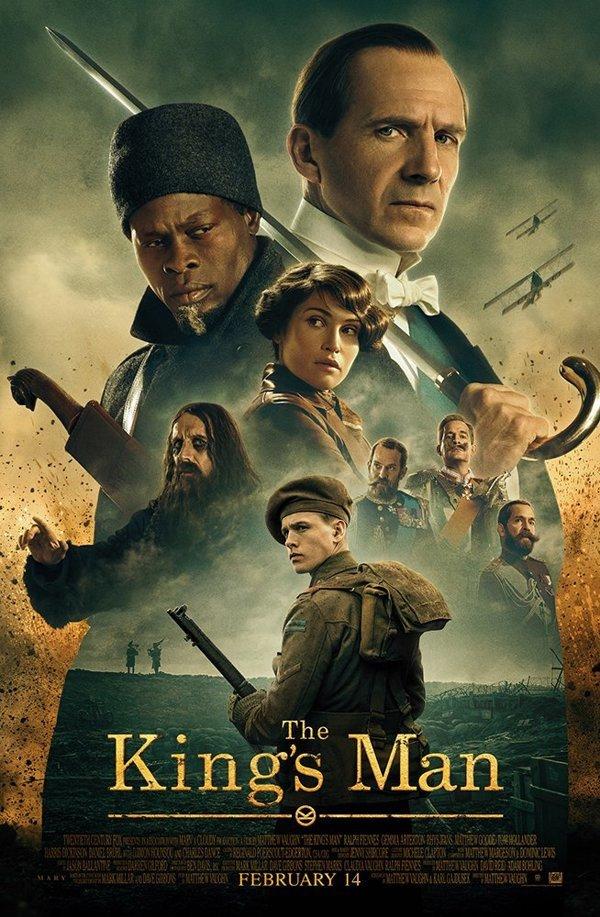 ตัวอย่างหนัง The King's Man Red Band ยั่วต้นกำเนิดกระหายเลือดของ Kingsman