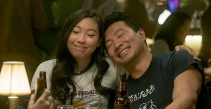 Katy & Shang-Chi เป็นคู่รักในตอนท้ายหรือไม่?