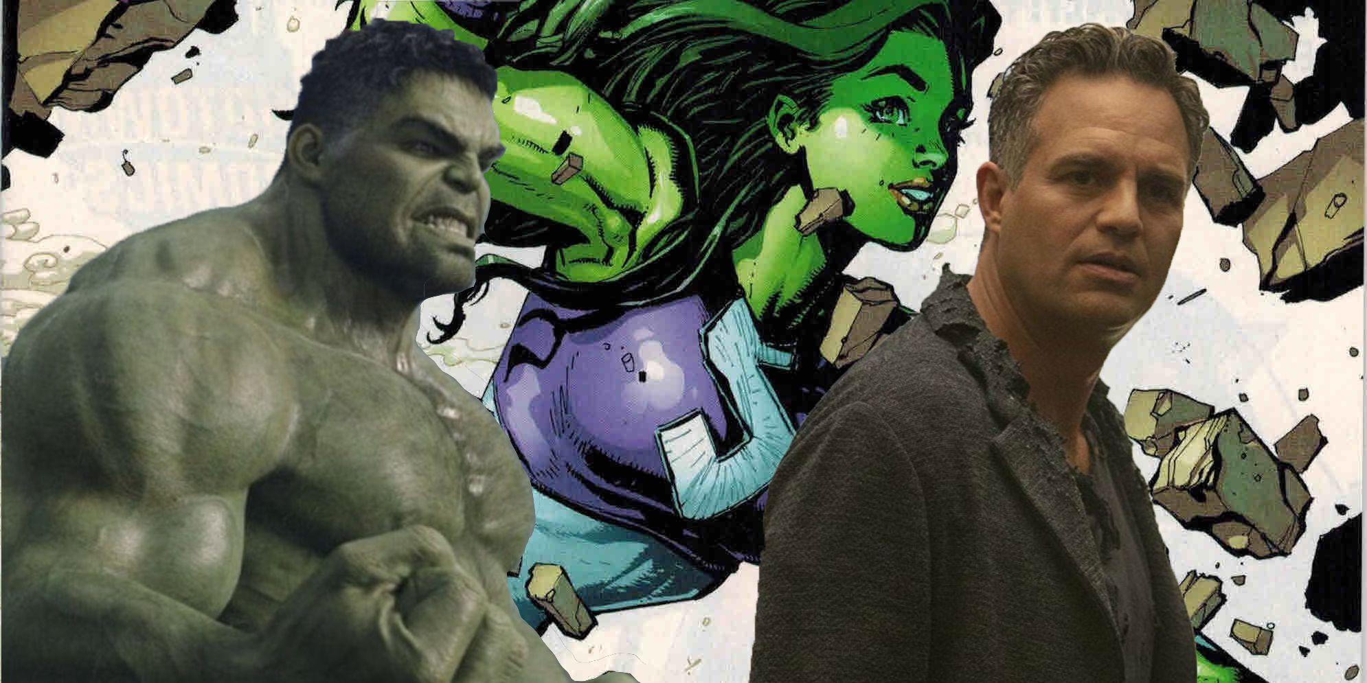 Hulk กลายเป็น Bruce Banner ใน She-Hulk - อธิบายทฤษฎี