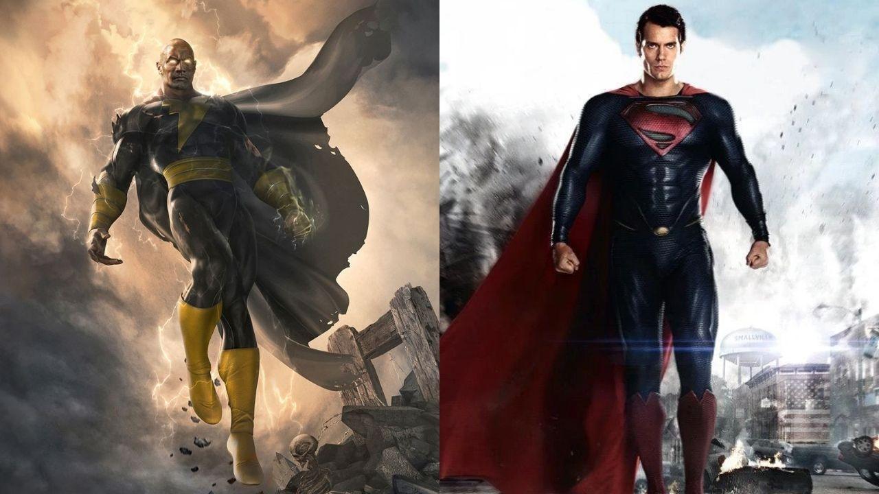 Black Adam สามารถเอาชนะ Superman ได้อย่างไรตามที่ Dwayne Johnson