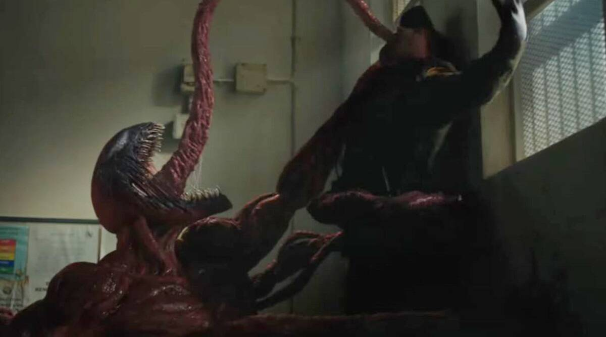 Venom 2: Carnage's Movement ได้รับแรงบันดาลใจจากการที่แมงป่องล่าเหยื่อ