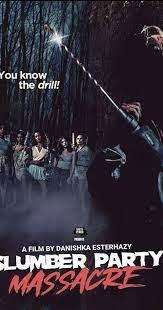 ตัวอย่างหนัง Slumber Party Massacre Remake เห็นการกลับมาของ Power Drill Wielding Killer