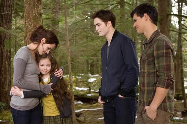 Twilight: รอยประทับทำงานอย่างไร (& ทำไม Jacob ถึงทำกับ Renesmee)